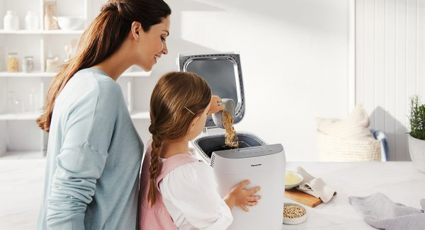 Panasonic Brotbackautomat Croustina SD ZP2000 Ideale Lösung Für Allergiker