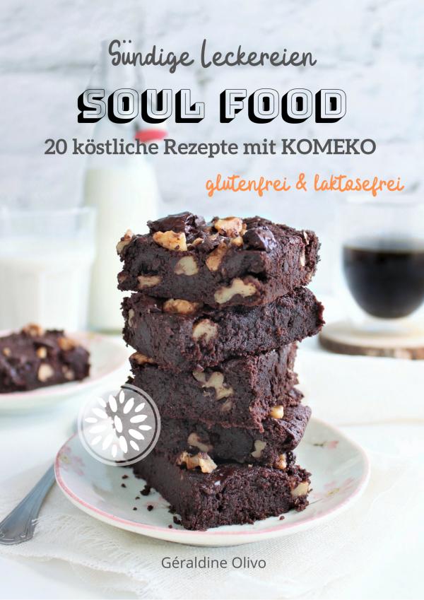 Soul Food Cover KOMEKO