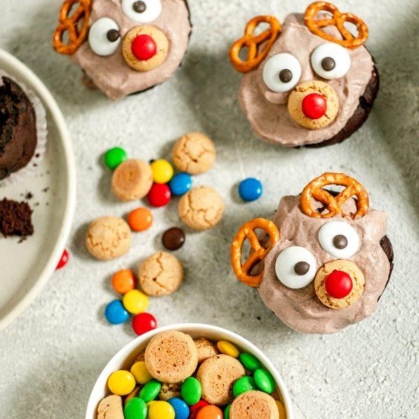 Bärchen Muffins