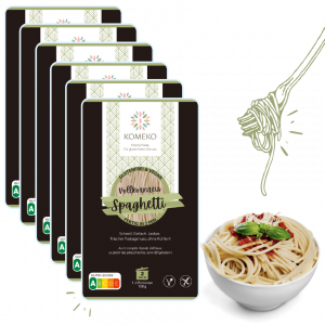 Vollkornreis Spaghetti 6er Paket